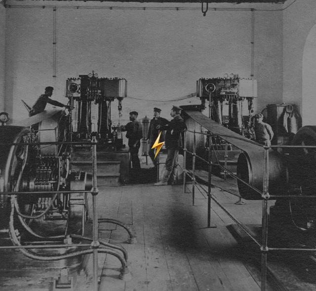 Музей развития энергетики